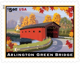 Arlington Green Bridge (click to order)