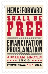 Emancipation Proclamation (click to order)