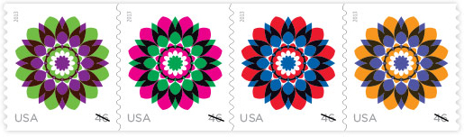 Kaleidoscope Flowers (click to order)