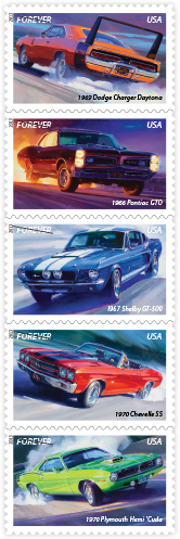 MuscleCars-Forever-Strip5-StampRelease