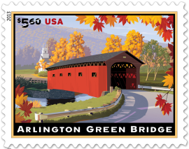 Arlington Green Bridge (click to order)