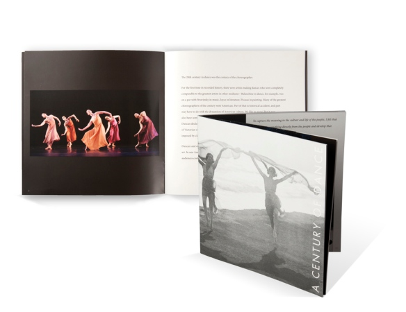 """A Century of Dance"" is available from The Postal Store. Click image for more info."