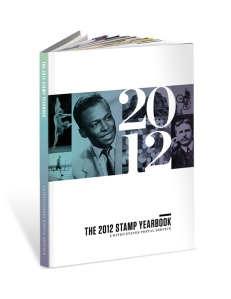 The 2012 Stamp Yearbook features 94 collectible stamps. Click image for more info.