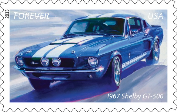 """Shelby®"" and ""GT-500®"" are registered trademarks of Carroll Shelby Licensing, Inc. used under license. MUSTANG is a registered trademark of Ford Motor Company."