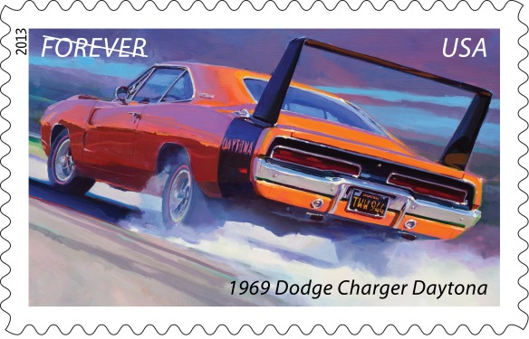 Dodge Charger Daytona is a trademark of Chrysler Group LLC.