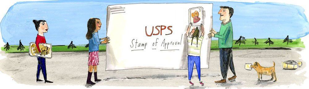 USPS Stamp of Approval