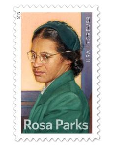 Rosa Parks stamp