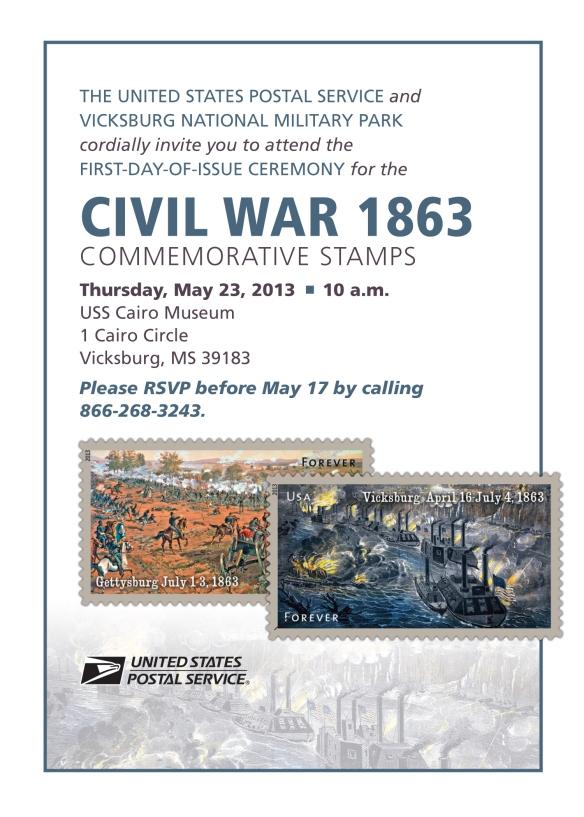 Vicksburg FDOI invite